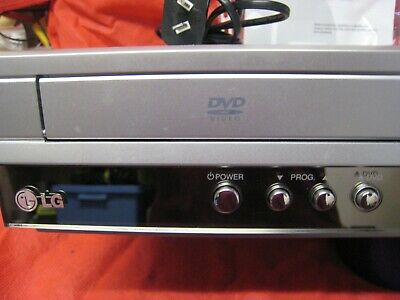 Lg V271. Dvd Player / 6 Head Video Cassette Recorder With Remote..