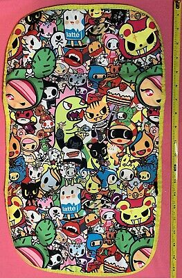 Tokidoki Ju-Ju-Be Jujube Baby Changing Pad Iconic Better Be New No Tags