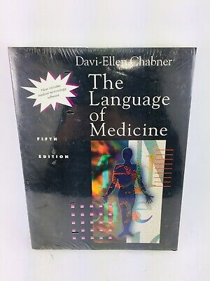 The Language of Medicine : A Write-in Text Explaining Medical Terms