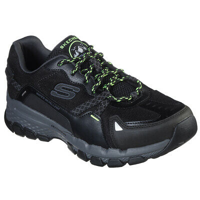 SKECHERS 51589 OUTLAND 2.0 Wynnter Mens Olive Black Lace Up