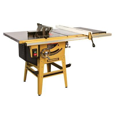 Powermatic-1791230K 64B Table Saw, 1.75 HP 115/230 V, 50 In. Fence wit