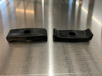 (2 pack) Case IH / New Holland: CLAMP, Part # D120614 (NEW)