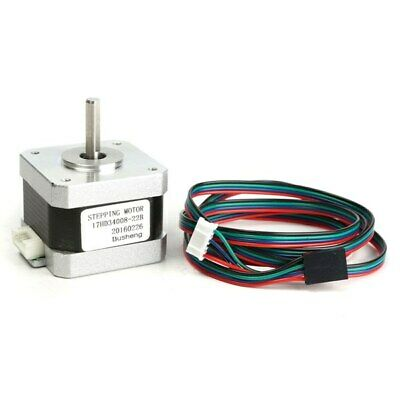 3D Printer High Torque 17 Stepper Engine 300mN 1.5A 2-phase 4-wire