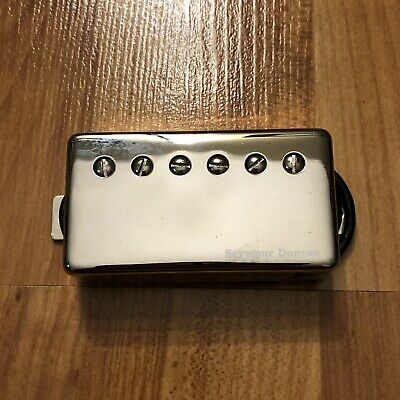 Seymour Duncan SH-2N Jazz Humbucker Neck Guitar Pickup Nickel Silver Cover