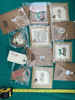 Handmade Christmas Card Wholesale Joblot Craft Stall Clearance Cards Bundle