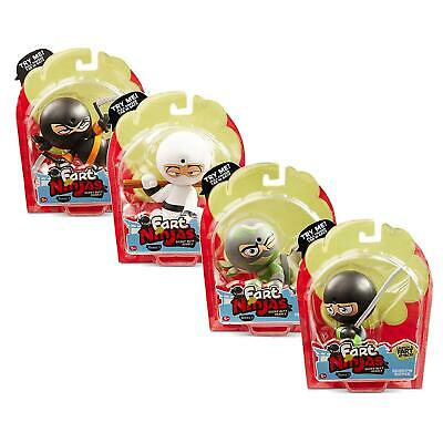 Fart Ninjas Value 4 Pack  Motion Activated Fart Sounds
