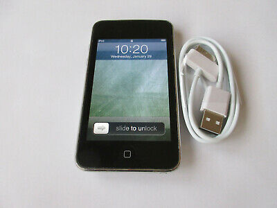 Apple iPod touch 3rd Generation Black (32 GB) mp3 player (5000+ songs) MC008LL