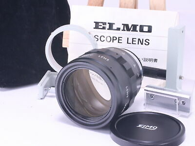 Very Good ELMOSCOPE II ANAMORPHIC LENS Anamorphoto Lens From Japan