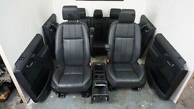 2014 Land Rover Freelander Complete Interior Seats Front Rear  Leather