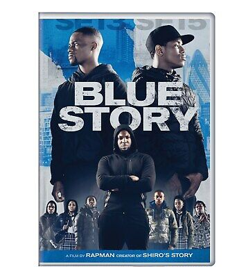 Blue Story [DVD] RELEASED 20/04/2020