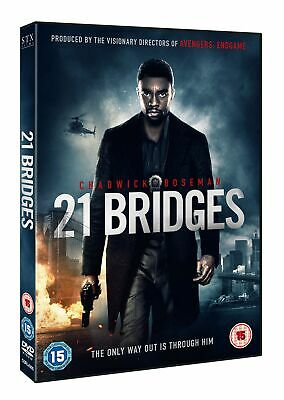 21 Bridges [DVD] RELEASED 30/03/2020