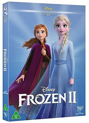 Frozen 2 [DVD] RELEASED 30/03/2020