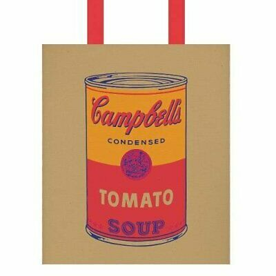 Galison (Cor)/ Warhol Andy ...-Andy Warhol Campbell`S Soup Tote Bag ACC NEU