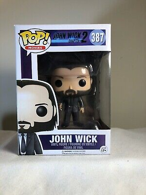 Funko Pop! Movies John Wick Chapter 2 John Wick #387