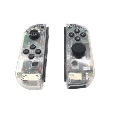 Housing Shell Transparent Case Cover for Nintend Switch NS Controller Joy-C L2C8