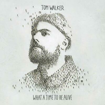 TOM WALKER – WHAT A TIME TO BE ALIVE LIMITED COLOURED VINYL LP (NEW) Rare