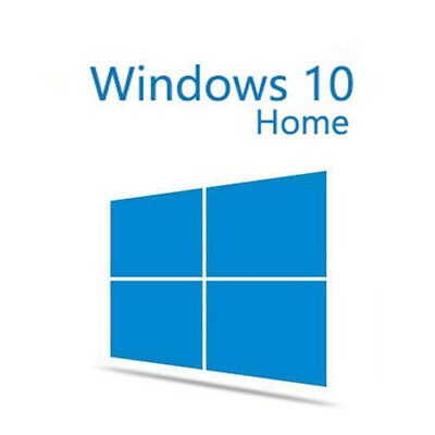 Windows 10 HOME 32/64 Bits Key Multilenguaje Original clave de producto Licencia