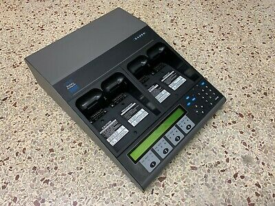 Cadex C7400 Battery Analyzer 4 Bay USED TESTED FULLY FUNCTIONAL