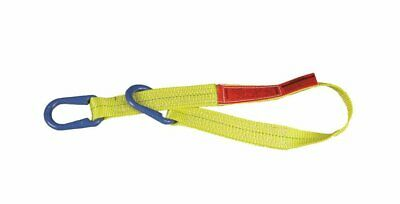 """Liftall UU1602DX20 Polyester Web Sling, 1-ply, Type Unilink, 2"""" Wide x 20' Long"""