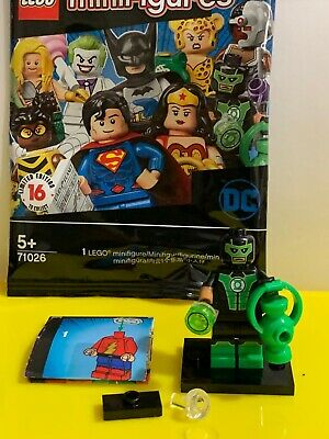 LEGO DC Super Heroes Series Minifigures 71026 -  Green Lantern