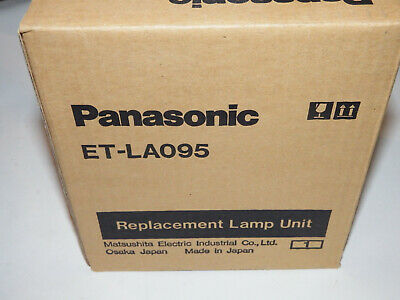 Panasonic ET-LA095 Genuine OEM Projector Replacement Lamp w/ Housing