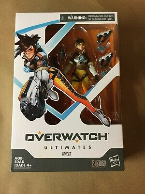 Overwatch Ultimates Series Tracer 6-Inch-Scale Collectible Figure