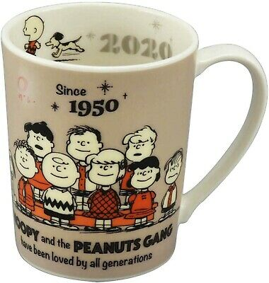 NEW Snoopy Peanuts Coffee Tea Cup /& Saucer Pair Set Grapes Mug Made in Japan F//S