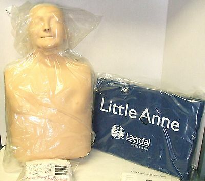 Laerdal Little Anne Adult Manikin Cpr Training Kit