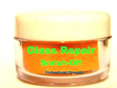 Watch Glass Polish Scratch-Off Scratch Remover Watch Mineral Crystal Glass