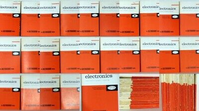 Cleveland Institute Of Electronics  27 Auto-Programmed Lessons 1968