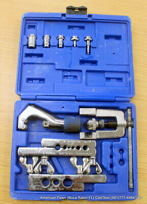 Imperial 45° Flaring & Swagging Kit 275-Fs + Pipe Cutter