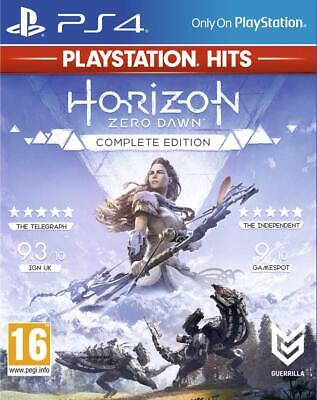 Horizon Zero Dawn Complete Edition [PlayStation Hits] | PlayStation 4 PS4 New