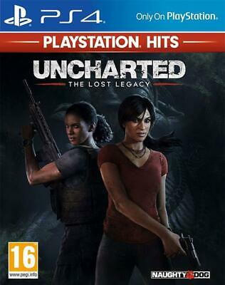 Uncharted The Lost Legacy [PlayStation Hits] | PlayStation 4 PS4 New