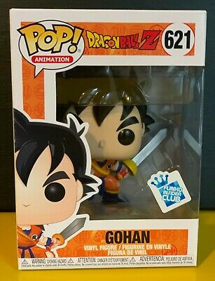 Funko POP! Dragon Ball Z: Young Gohan with Sword #621 GS EXCL *IN HAND*