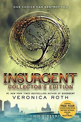 NEW - Insurgent Collector's Edition (Divergent Series) by Roth, Veronica