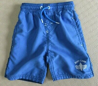 Next Boys Lined Shorts  Age 3 Years  Ex Cond Hardly Worn