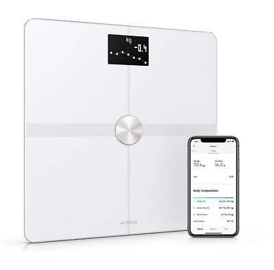 Nokia Body+ - Wi-Fi Body Scales for Body Composition - Smart Körperwaage