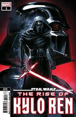 Star Wars The Rise Of Kylo Ren #1 Crain Nm 2Nd Print Marvel Comic 2020