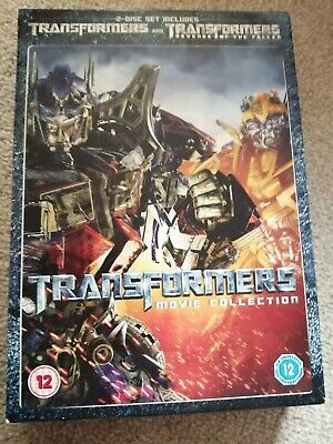 Transformers Movie Collection Dvds