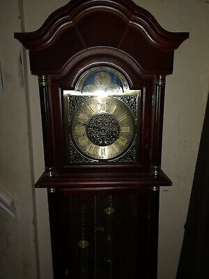Working Order Grandfather Clock (needs Attention)