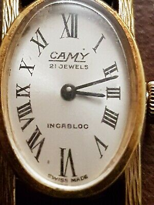 Vintage Ladies  Camy  Watch