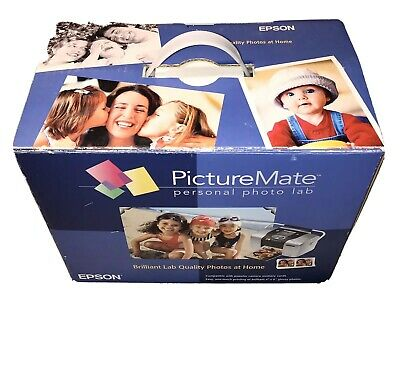 EPSON - PICTURE MATE Personal Photo Lab / B271A EXPRESS EDITION (117075)
