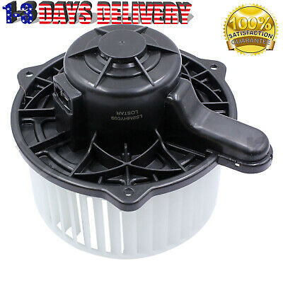Heater Blower Motor w// Fan Cage for 03-06 Kia Sorento