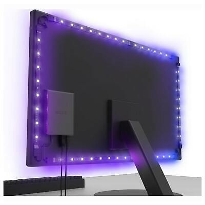 "NZXT Hue 2 Ambient RGB 27"" - 35"" Monitor Lighting Kit"