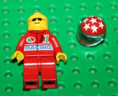 LEGO 3039pb05 @@ Slope 45 2 x 2 Red Number 2 Green Stripes Pattern @ 6335 6468