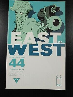 🧭 EAST of WEST #44 (2019 IMAGE Comics) VF/NM Comic Book