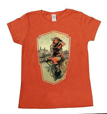 Lola XOXO Women Orange T-Shirt