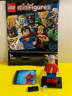 LEGO DC Super Heroes Series Minifigures 71026 -  The Flash