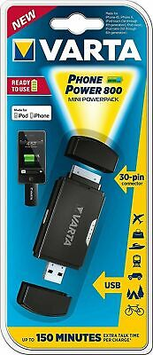 Varta Mini Powerbank Carica Batteria Portatile Per Apple Iphone Ipad Emergenza