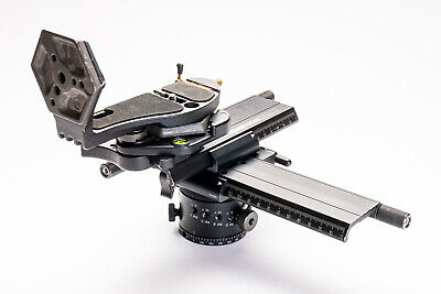 MANFROTTO 303 PLUS Virtual Reality and Pro Panoramic Head